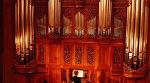 Beckley Pres Organ