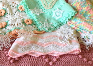 Mom's Crocheting